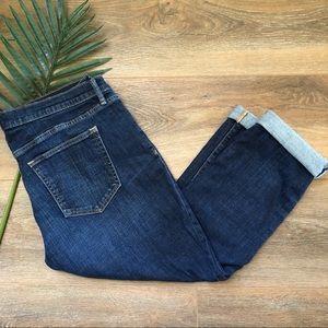 GAP Best Girlfriend Jeans Size 33
